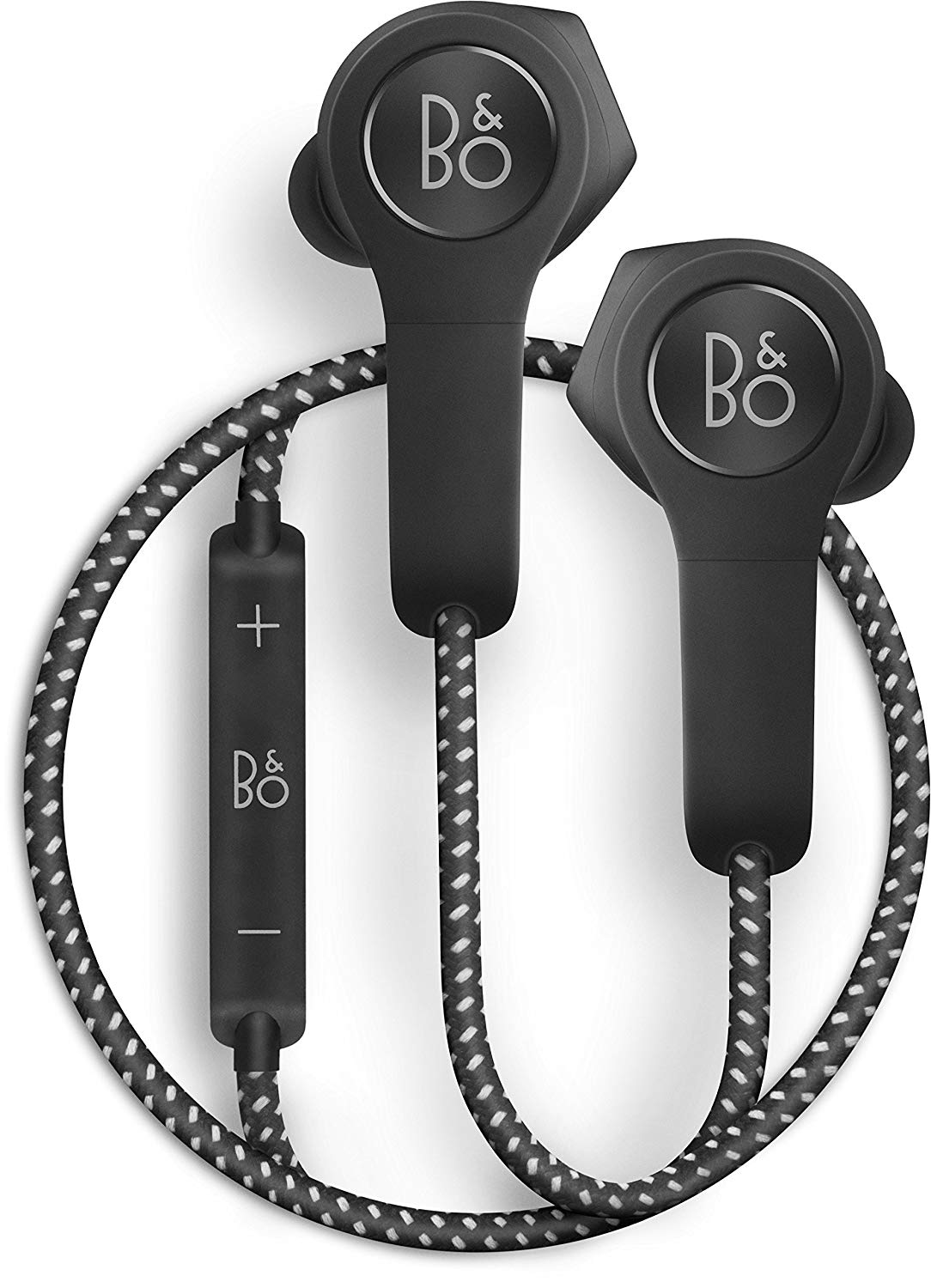 Bang & Olufsen Beoplay H5 Wireless Bluetooth Earbuds - Black - 1643426