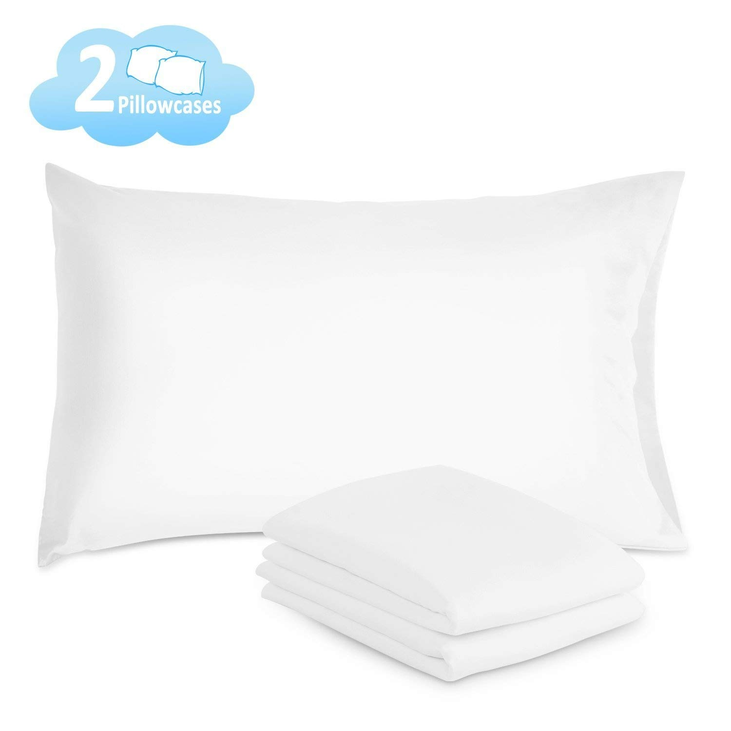 iHomy Pillow Cases Queen Size
