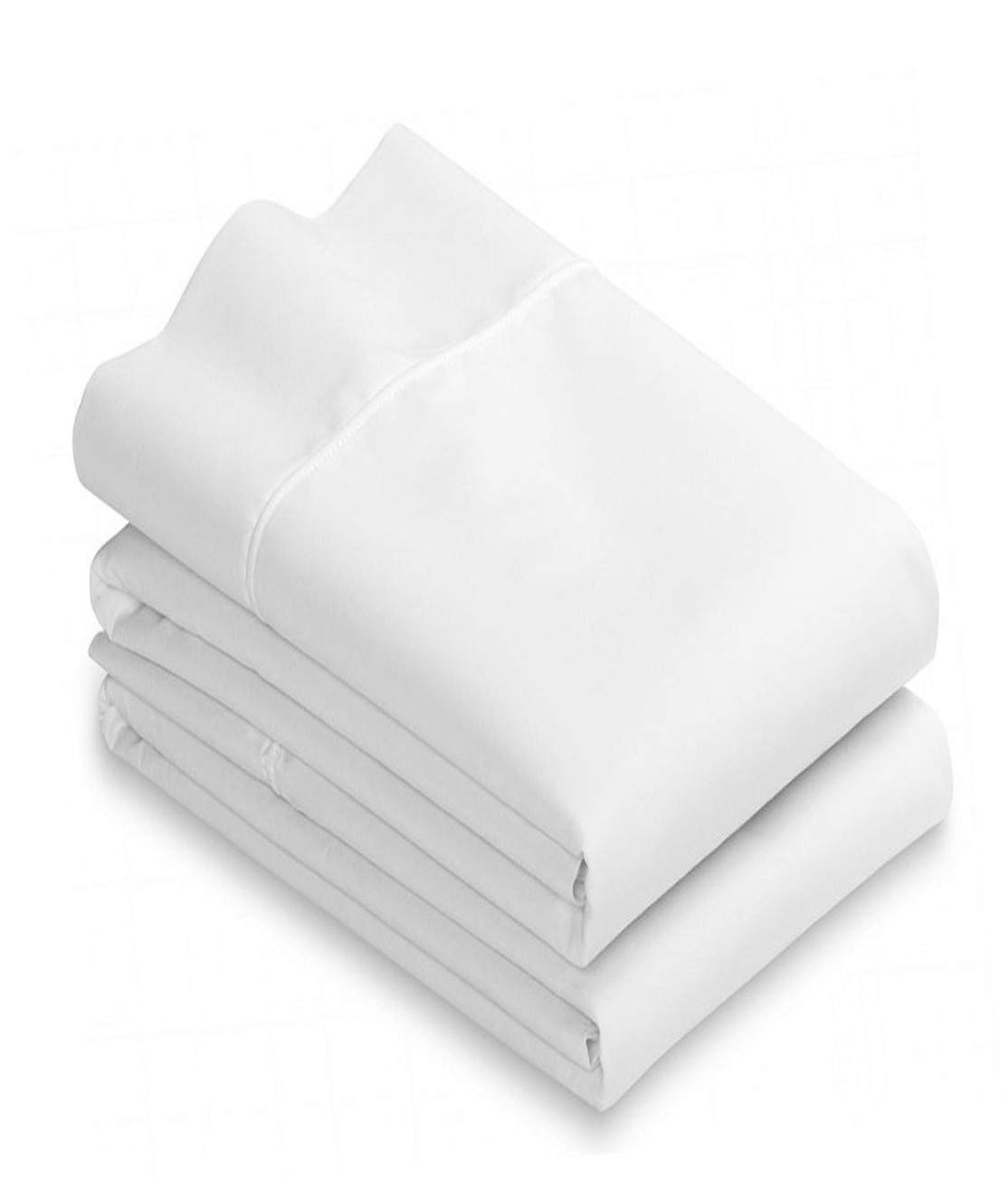 Standard Size White Pillowcases T-200 Heavy Weight Quality