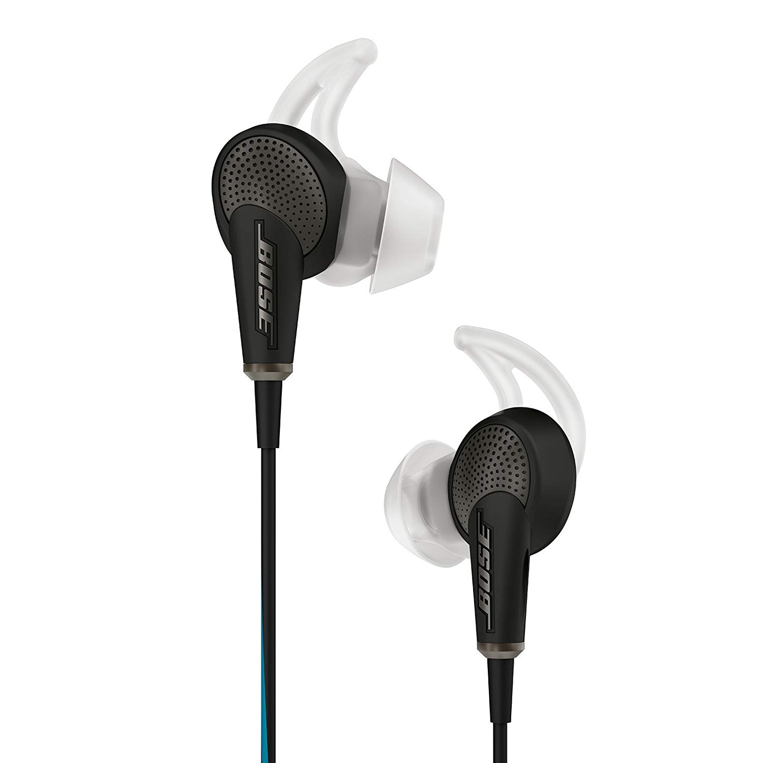 Bose QC20 Noise Cancelling Headphones – Apple Devices