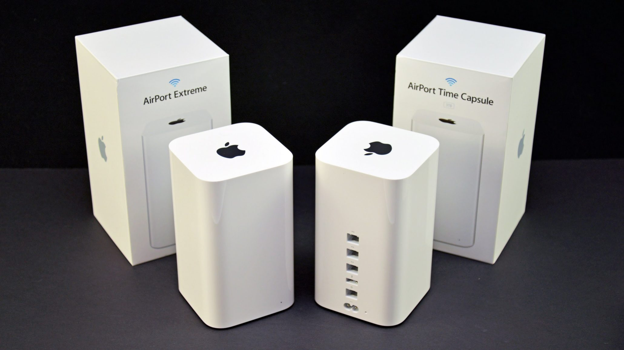 The Apple AirPort Extreme