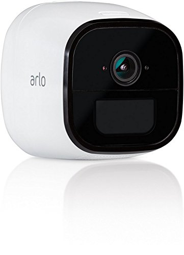 Arlo Go - Mobile HD Security Camera with Data Plan | LTE Connectivity, Night Vision, Local Storage (SD card), Weatherproof | (VML4030-200NAS)