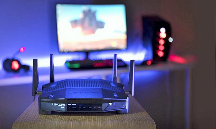 LINKSYS WRT32 v0X – WiFi Gaming Router