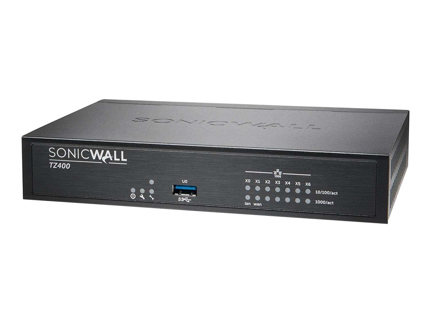 SonicWall | TZ400 TOTALSECURE 1YR | 01-SSC-0514