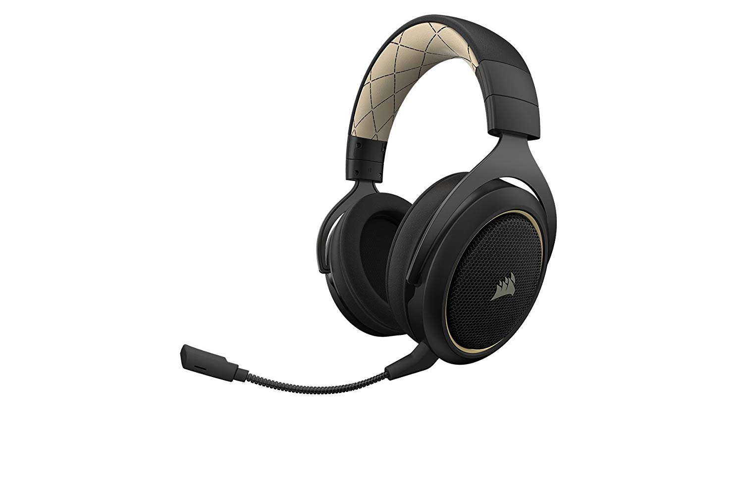 CORSAIR HS70 SE Wireless - 7.1 Surround Sound Gaming Headset - Discord Certified Headphones - Special Edition