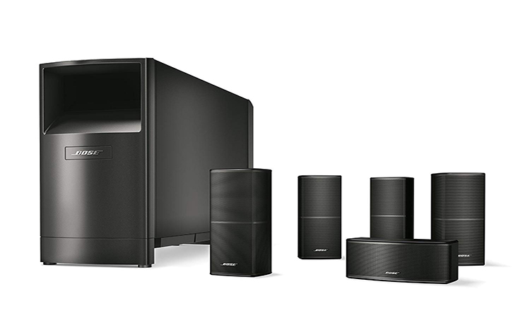 Bose Acoustimass 10 Series, Home Theater Speaker System