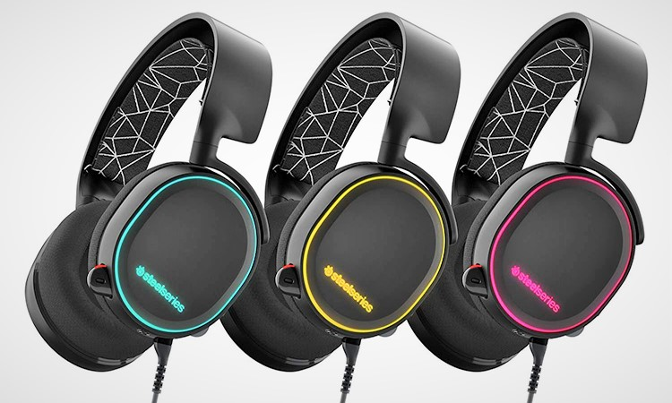 SteelSeries Arctis 5 – Gaming Wired Headset