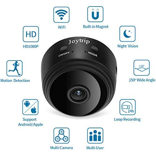 WiFi Spy Camera Hidden Camera Home Security