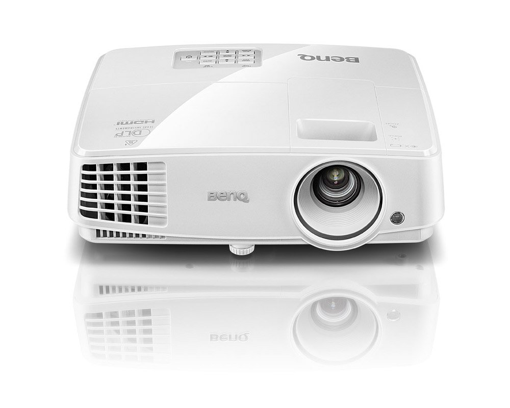 BenQ DLP Video Projector - SVGA Display
