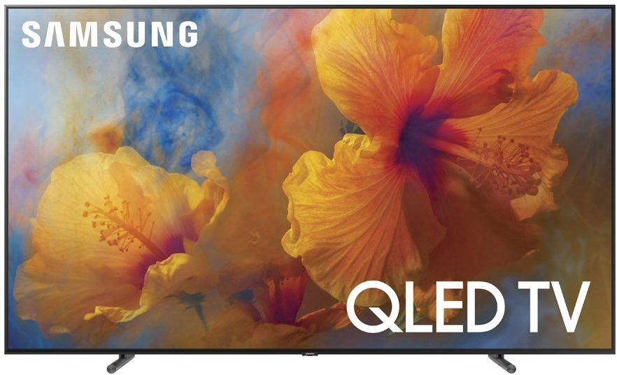 Samsung QN88Q9FAMFXZA 4K Ultra HD Smart TV