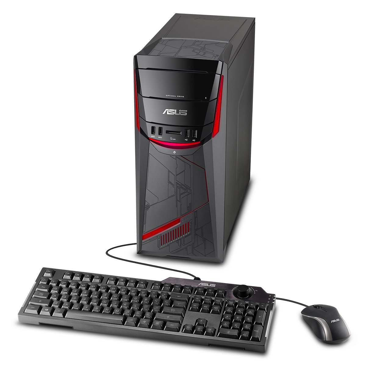 ASUS G11CD Gaming Desktop
