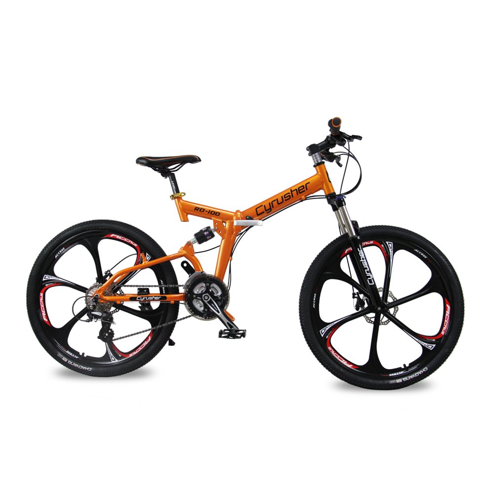 VTSP RD100 Cyrusher Mountain Bike
