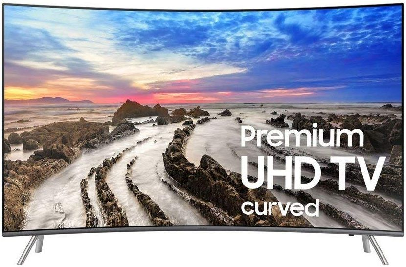 Samsung UN65MU8500 Curved Ultra HD Smart TV
