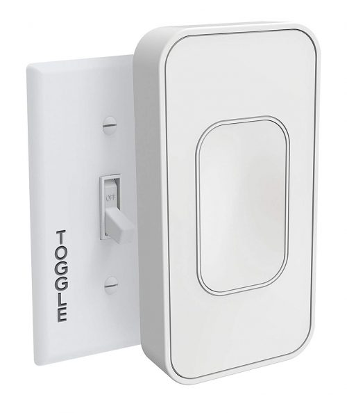 Switchmate TSM001WCAN One-Second Installation Smart Lighting, Toggle, White