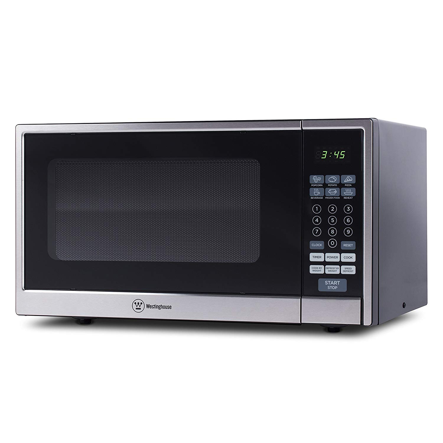 Westinghouse, WCM11100SS, Countertop Microwave Oven