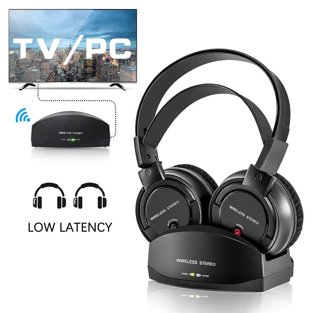 Best Wireless Headphones for TV in 2019 | For your Home and
