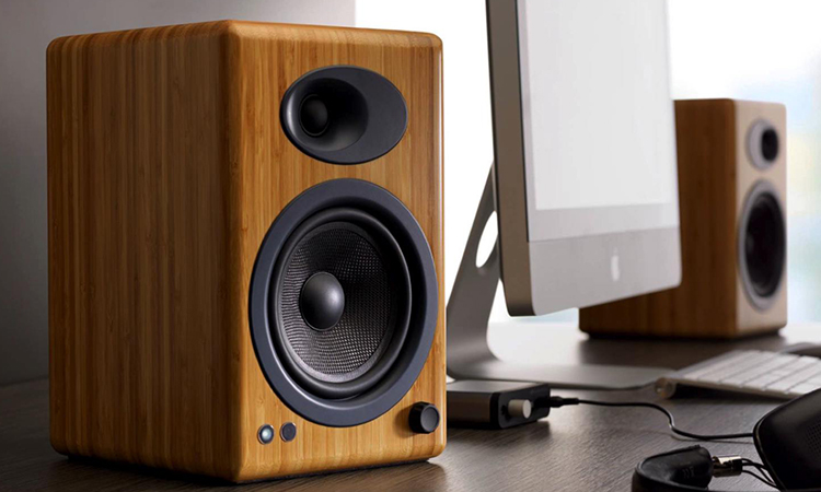 Top 10 Best Bookshelf Speakers in 2019 - The Double Check