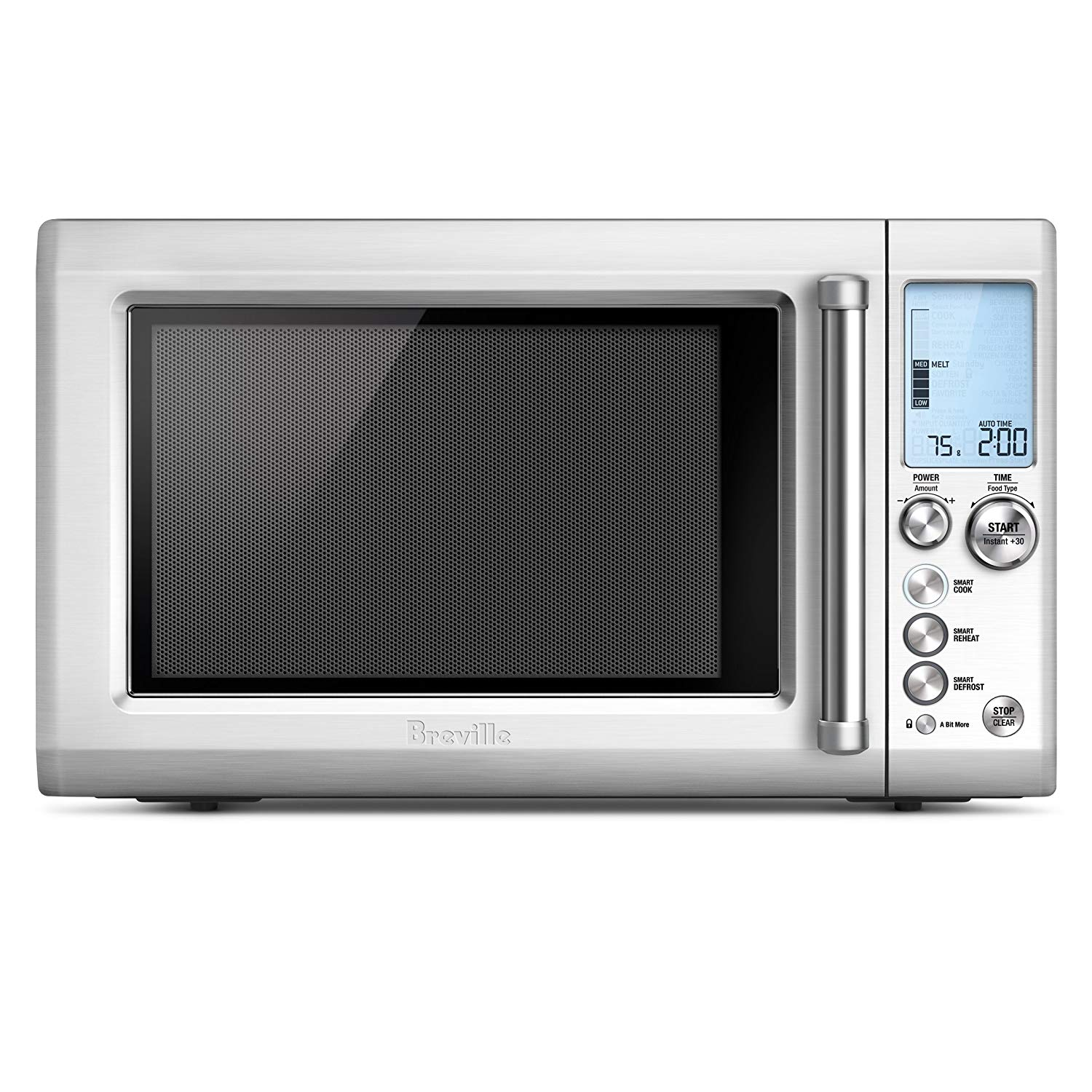 Breville Quick Touch Microwave - built-in microwaves