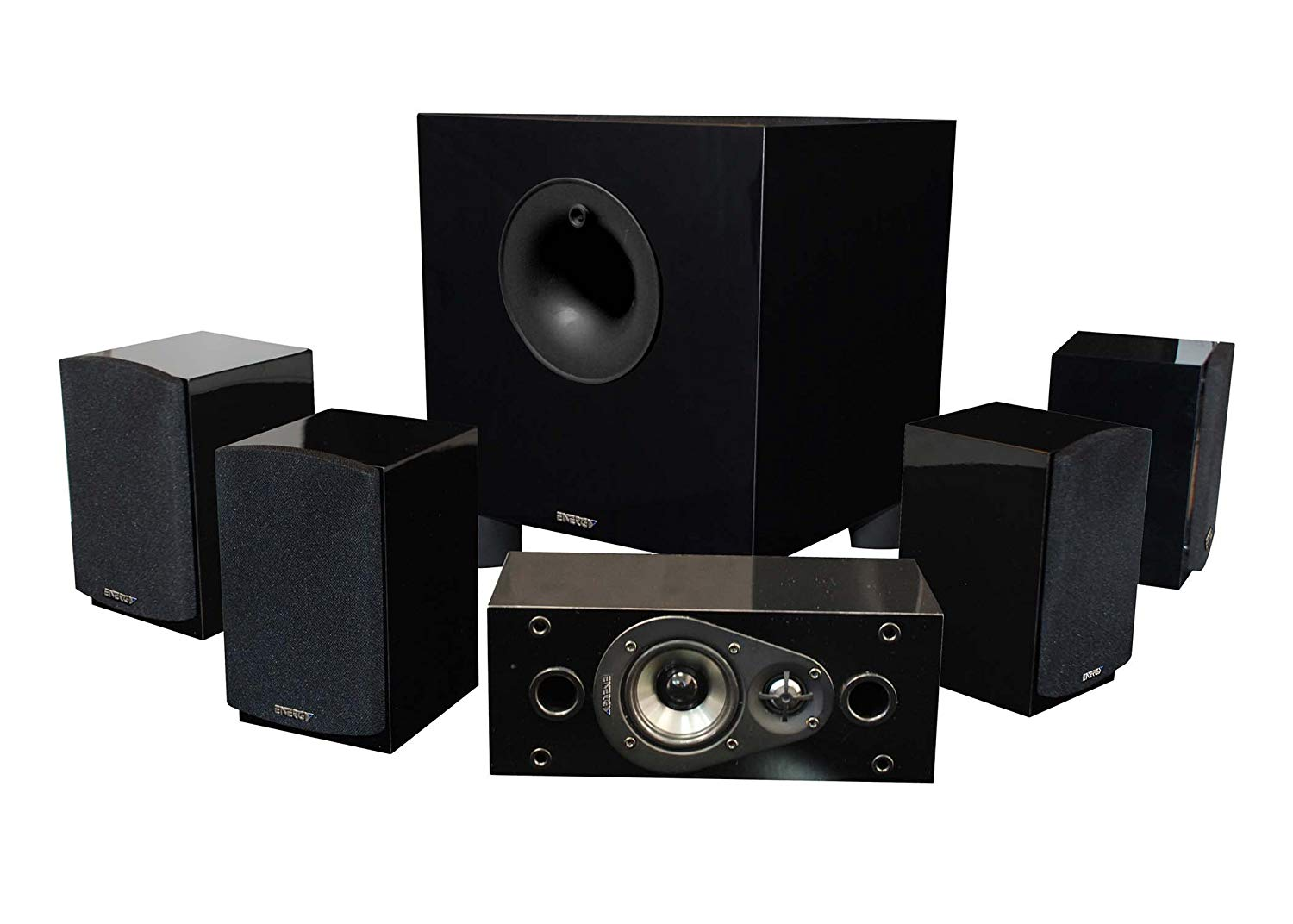 Energy Classic Home Theater System