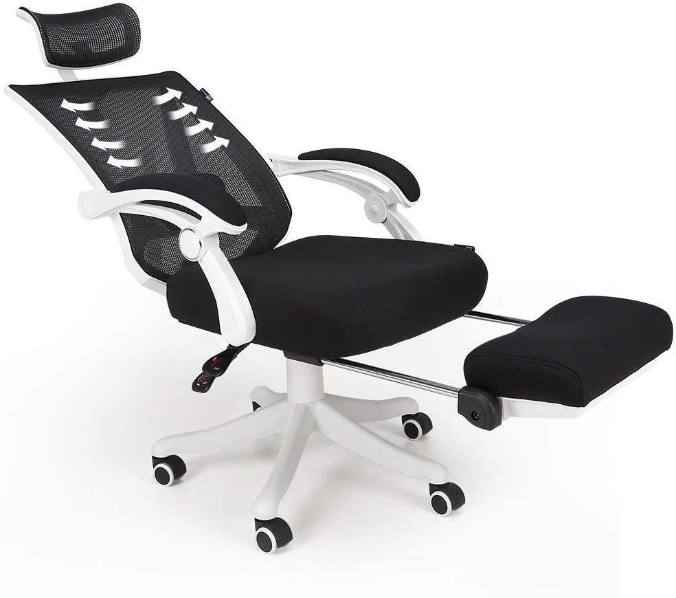 Hbada Reclining Office Desk Chair