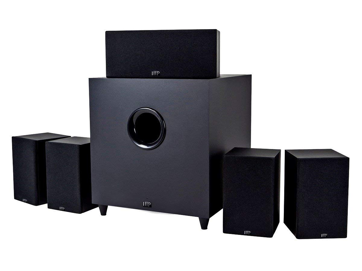 Monoprice Home Theater System