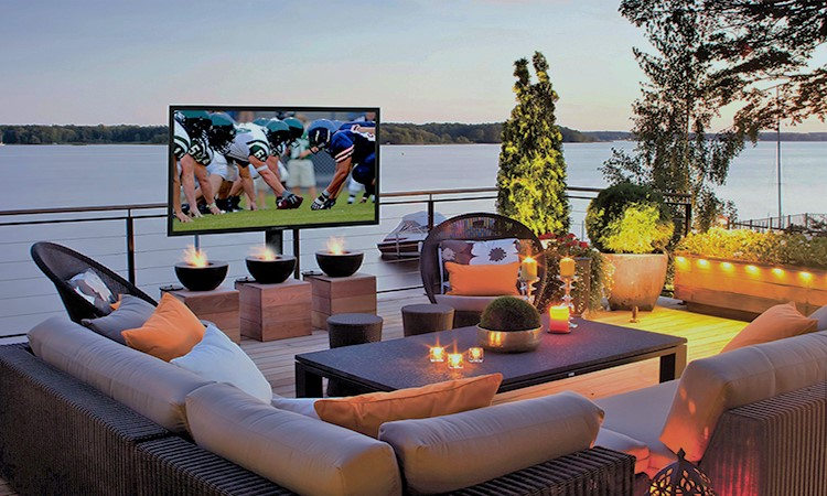 Top 10 Best Outdoor TVs in 2019