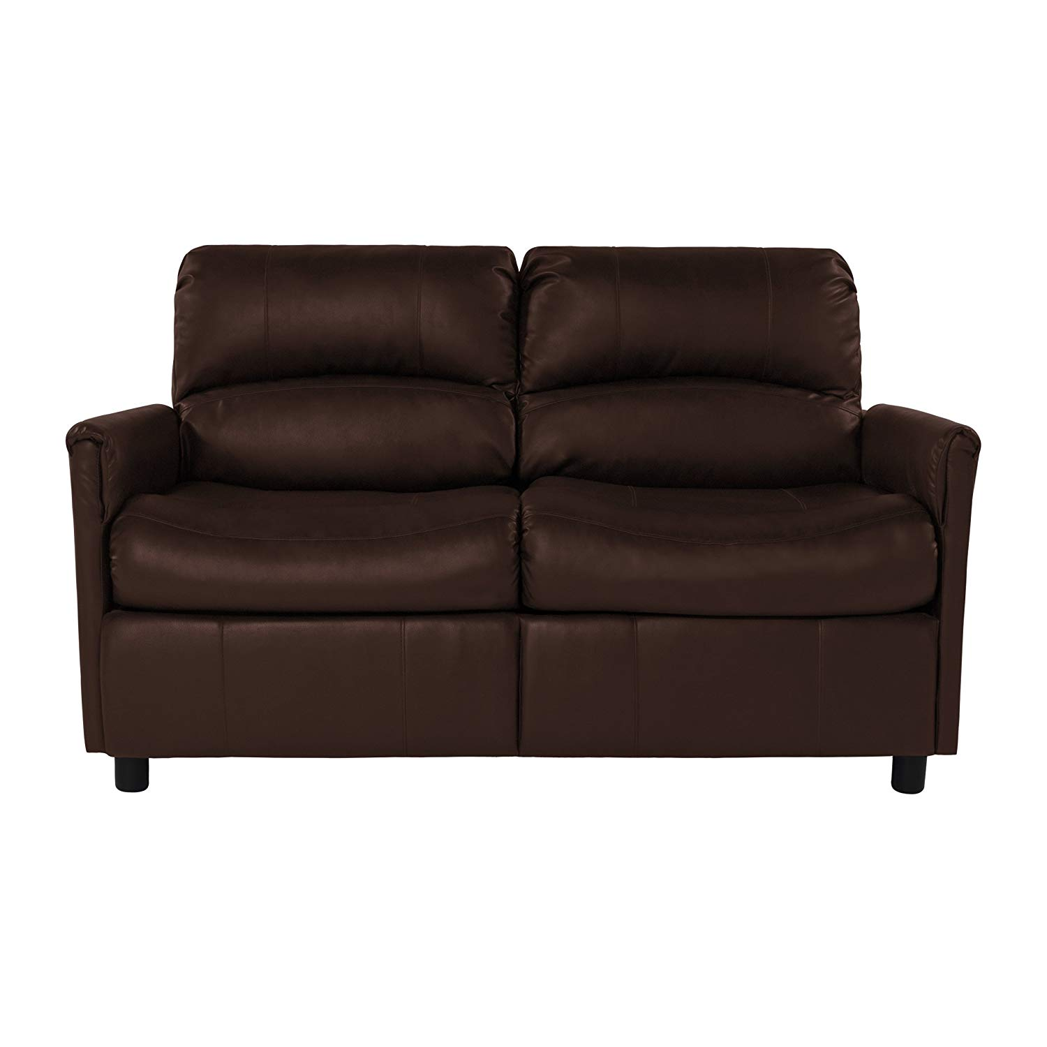 """RecPro Charles Collection   60"""" RV Hide A Bed Loveseat"""
