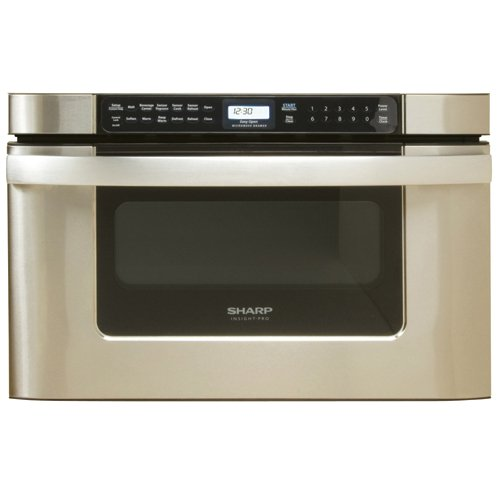 Sharp KB-6524PS Drawer Microwave Oven - built-in microwaves