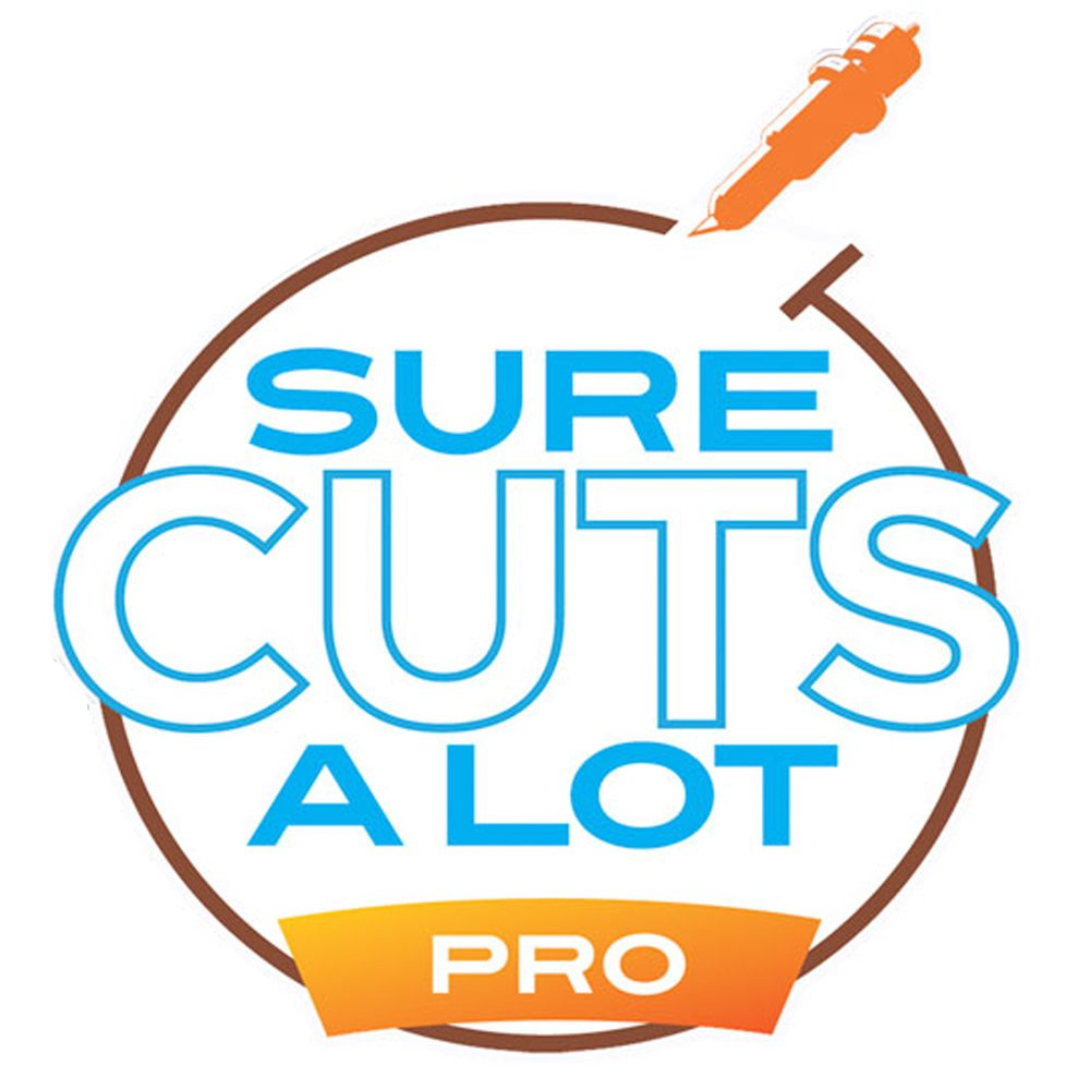 Sure Cuts A lot - software for the vinyl cutting machine