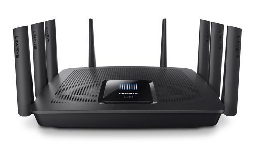 The Linksys AC5400