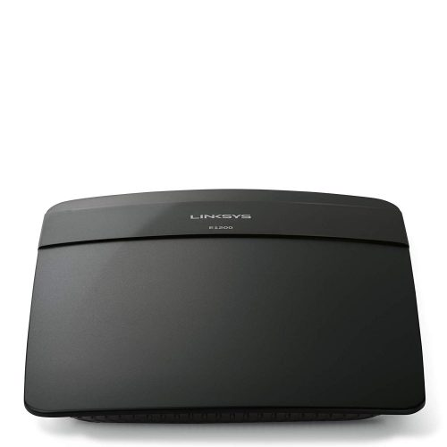 The Linksys N300 (E1200) - budget wireless routers