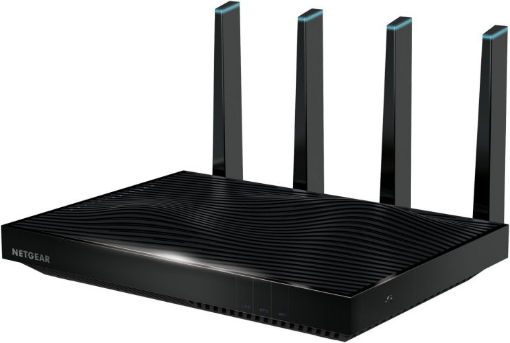 The NETGEAR Nighthawk X8