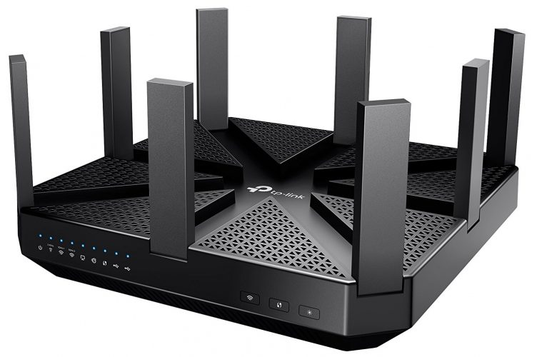 The TP-Link AC5400