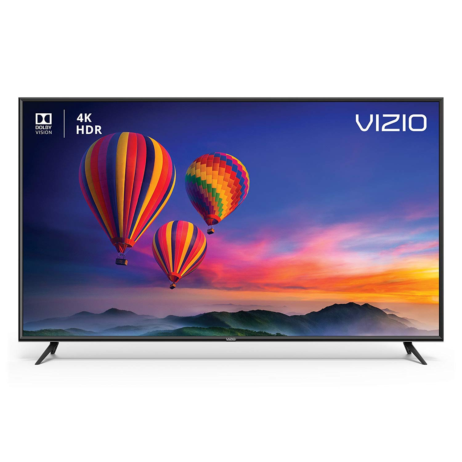 "VIZIO E-Series 70"" Class (69.5"" Diag.) 4K Ultra HD HDR Smart TV – E70-F3: 70-inch TVs"