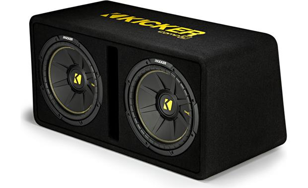 Kicker 44DCWC122 - Car Subwoofers