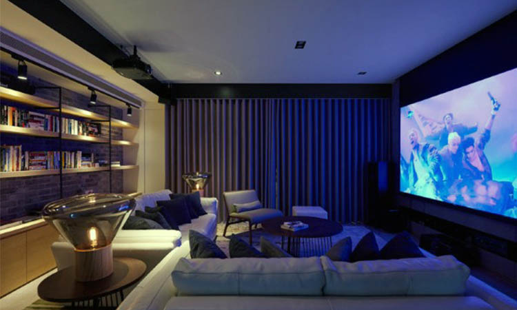 The Best Home Theater Projectors In 2021 The Double Check