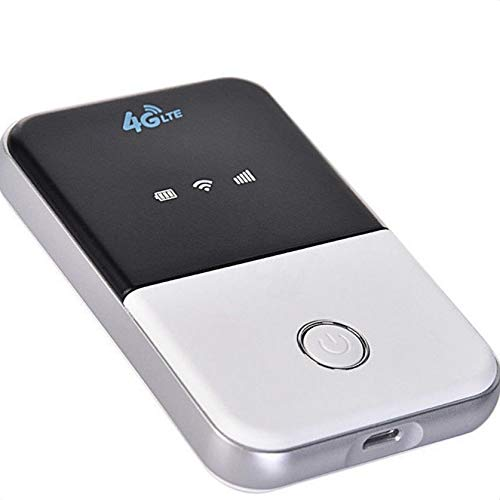 4G LTE Router, Portable Mobile Wireless