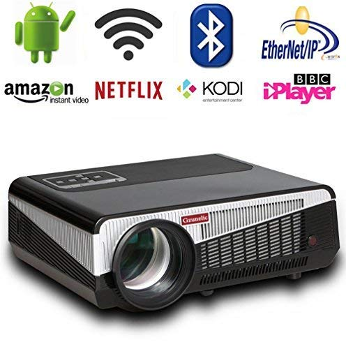 Gzunelic 4500 lumens Video Projector