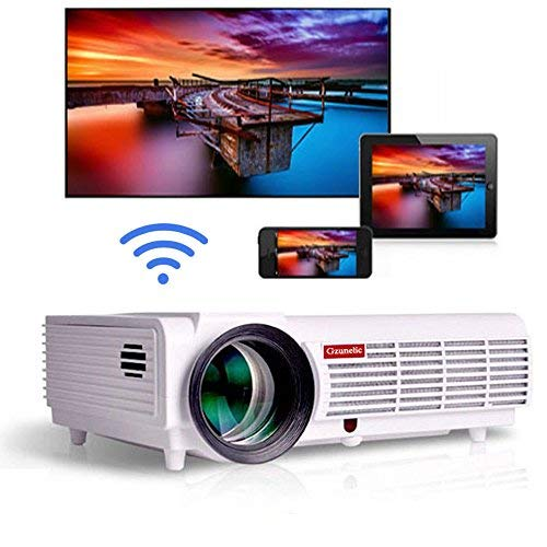 Gzunelic 4200 lumens Video Projector