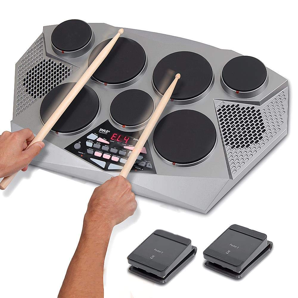 Pyle Pro Electronic Drum kit