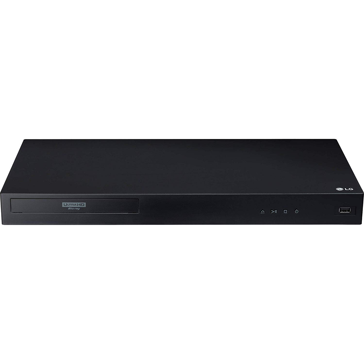 LG 3D Ultra High Definition WiFi Blu-Ray 4K Player