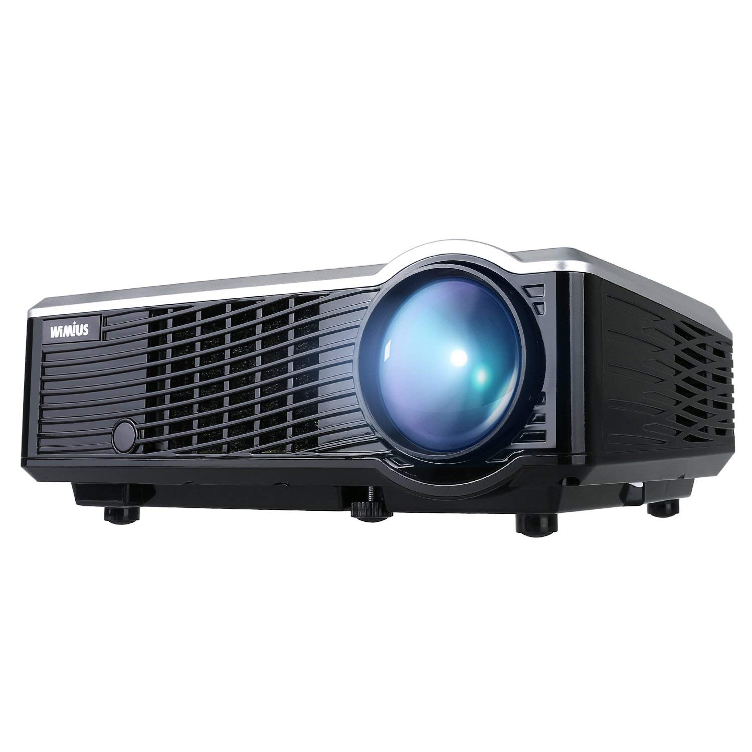 WiMiUS T7 Upgraded Mini Projector