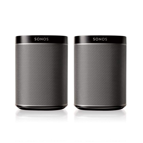 Sonos PLAY:1 2-Room Wireless Smart Speakers for Streaming Music