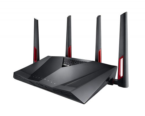 ASUS Dual-Band WiFi Gaming Router - Parental Control Router