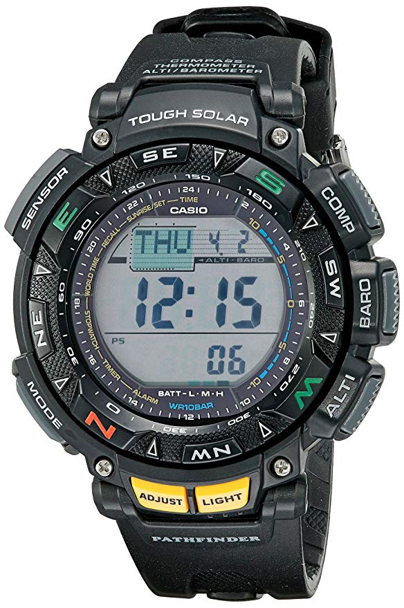Casio Men's Pathfinder Triple Sensor