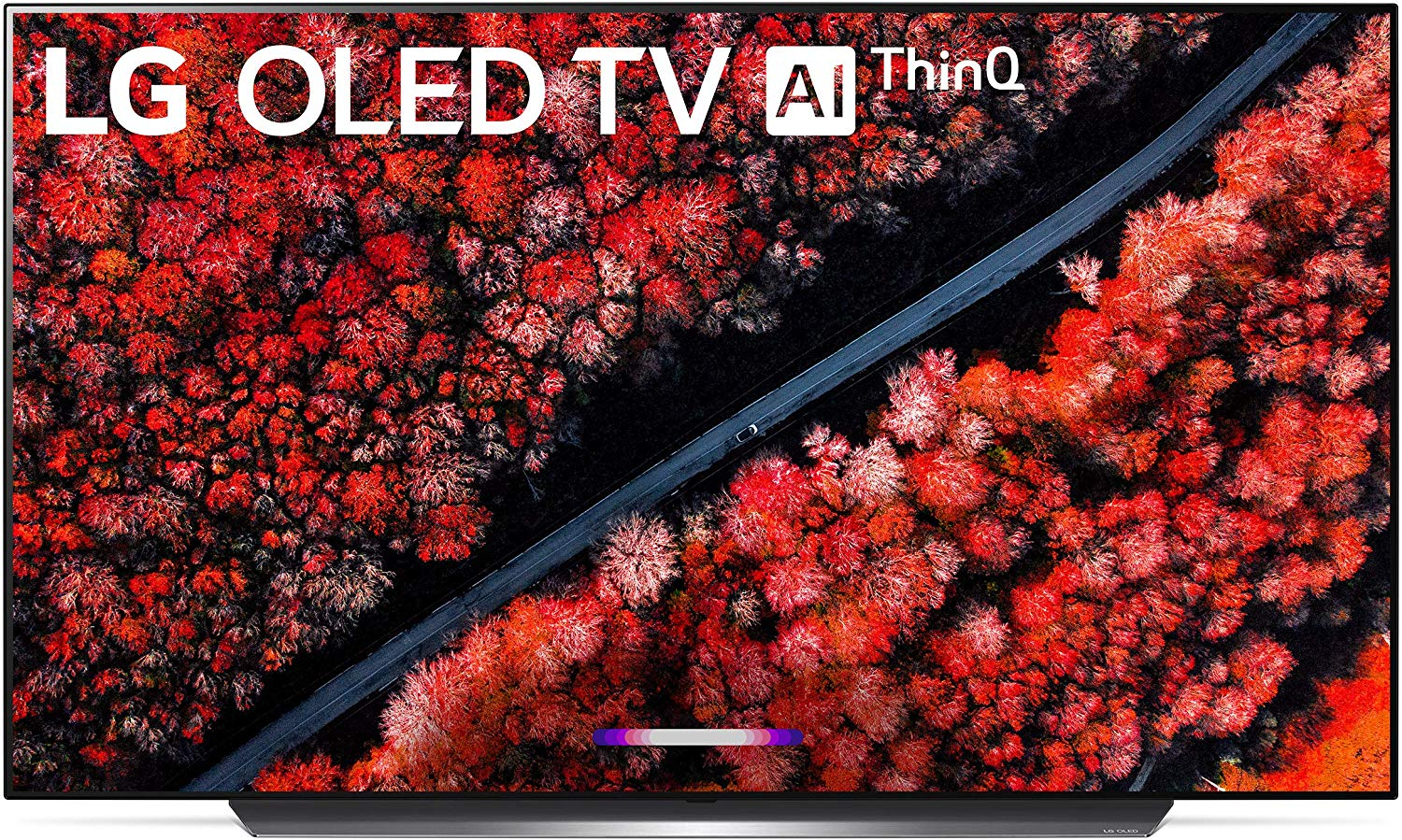 LG Electronics 4K Ultra HD Smart OLED TV