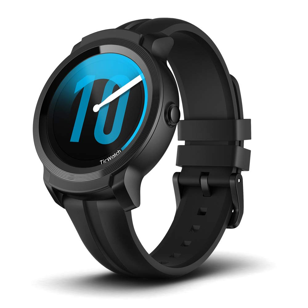 Mobvoi TicWatch E2, - Waterproof Smartwatch