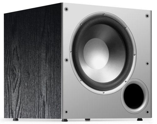 Polk Audio PSW10 10-Inch Powered Subwoofer - Home Subwoofers