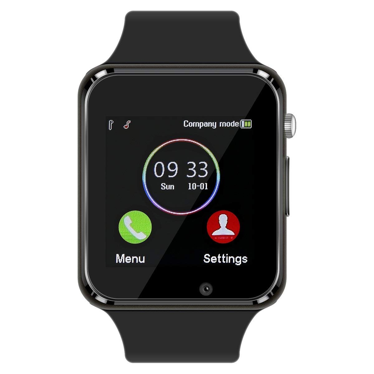 Smart Watch Bluetooth Fitness Tracker - Waterproof Smartwatch