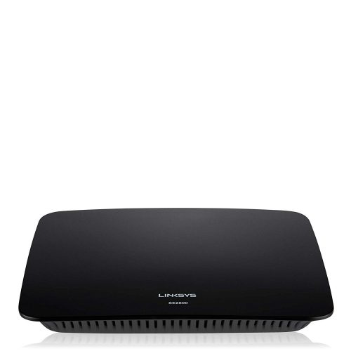 Linksys - 8-Port Gigabit Ethernet Switch - Black